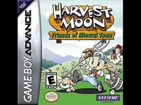 Harvest Moon Friends of Mineral Town intro theme