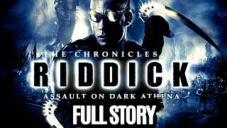 The Chronicles Of Riddick: Assault On Dark Athena All Cutscenes (Game Movie) 1440p 60FPS
