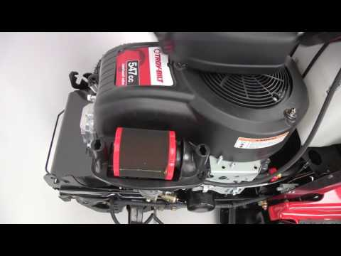How to inspect and replace your riding mower air filter   Get Running with Troy-Bilt