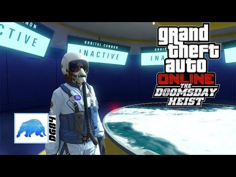 GTA 5 DoomsDay Heist Orbital Cannon Is It Worth It?