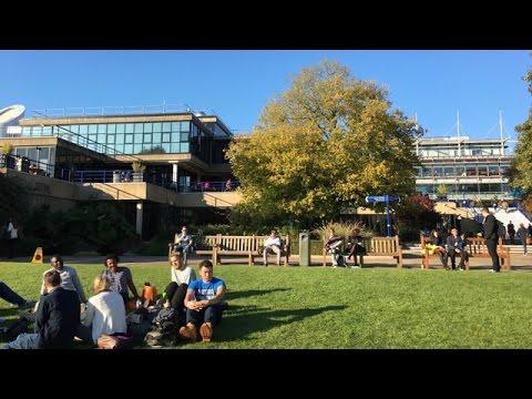 University of Bath - University Tour
