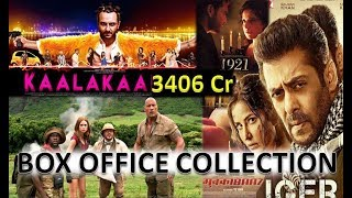 Box Office Collection Of Kaalakaandi, Tiger Zinda Hai, 1921, Mukkabaaz etc 2018