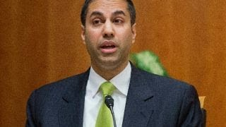 FCC votes to overturn net neutrality along partisan lines