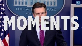 Top 5 White House Press Briefing Moments (Day 63)
