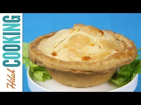 How to Make Tourtière | Hilah Cooking