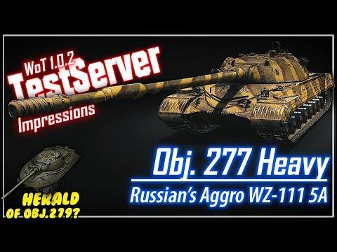 Object 277 Heavy Impressions || World of Tanks