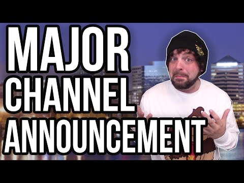 MAJOR CHANNEL ANNOUNCEMENT FOR 2018 | RGT 85