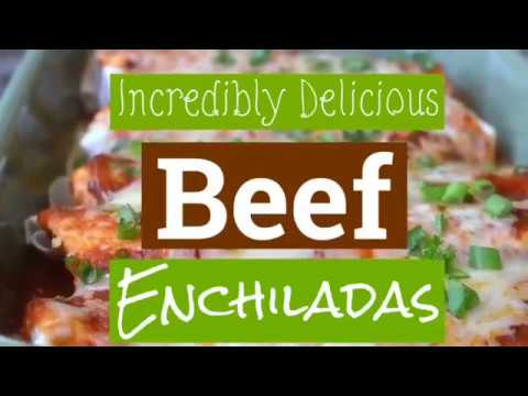 How To Make Beef Enchiladas mp4