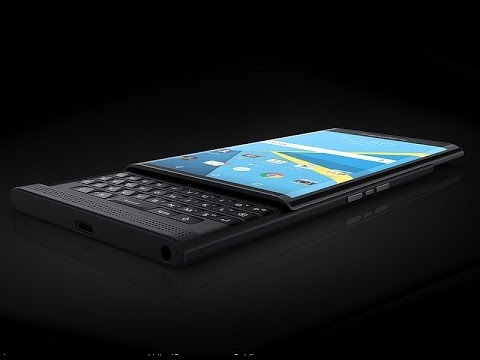 BlackBerry Priv strikes a few new poses