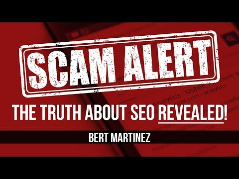 The Truth About SEO Companies and How to Get Ranked on First Page of Google Scam!