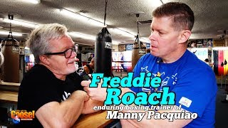 Download Freddie Roach says ″THURMAN IS NOT A GOOD FIGHTER!″ : Pacquiao VS Thurman Video