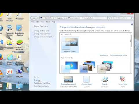 Enlarge Text and Icons in Windows 8, Windows 7, and Windows Vista
