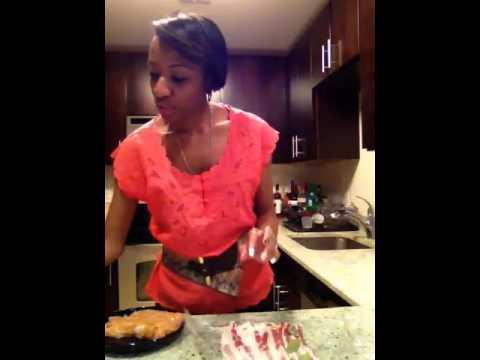 Kitchen Quickie: Bacon & Sage Wrapped Turkey Tenderloin!