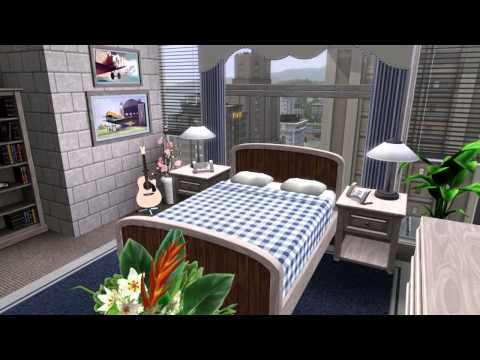 The sims 3 house building - Apartment - Edenz 26