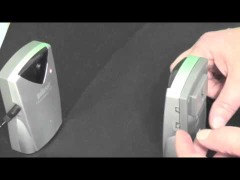Entry Beam Chime / Alarm - Invisible Beam Alert 671