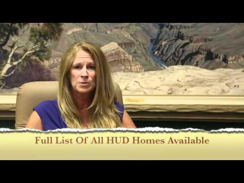 How To Buy A HUD Home In Arizona. HUD Homes Arizona