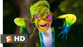 Shark Tale (2004) - Whale Washing Scene (2/10)   Movieclips