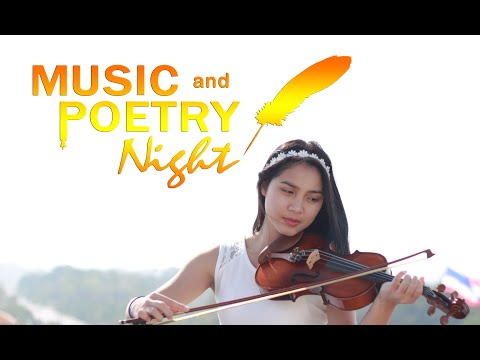 The 3rd Music and Poetry Night (Trailer)