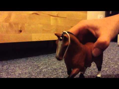 How To Make A Schleich Horse Halter/Head Collar