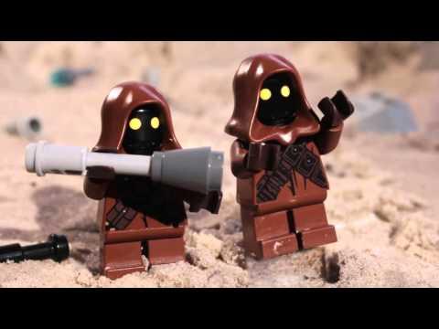 Jawa Surprise - LEGO Star Wars - Mini Movie