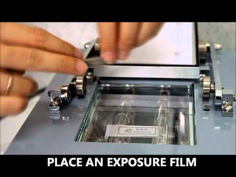LH PreInk Flash Stamp Making Process How To