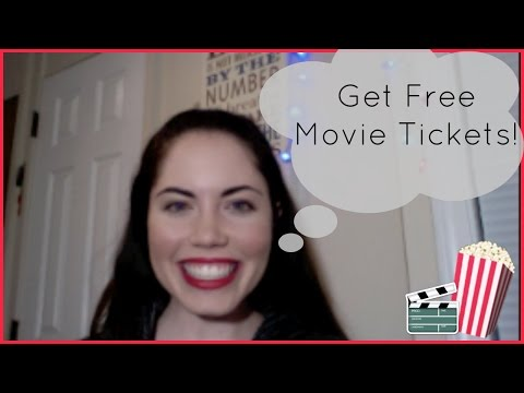 Get Free Movie Tickets | How To