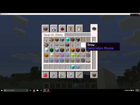 How to Build A Beacon in Minecraft