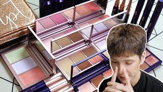 I spent nearly $1000 on that BTS makeup lol - Edward Avila