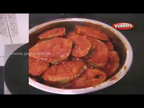 Vanjaram Fish Fry Recipe in Telugu | Vanjiram meen varuval | Non Veg recipes in telugu