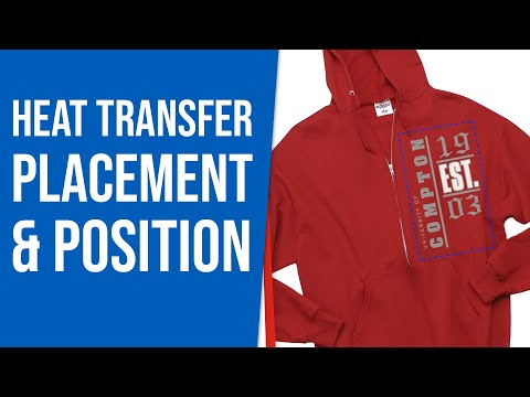 Heat Transfer Placement & Position