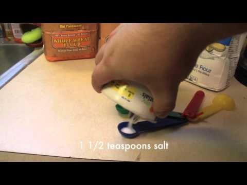 How to make Pumpernickel Bagels