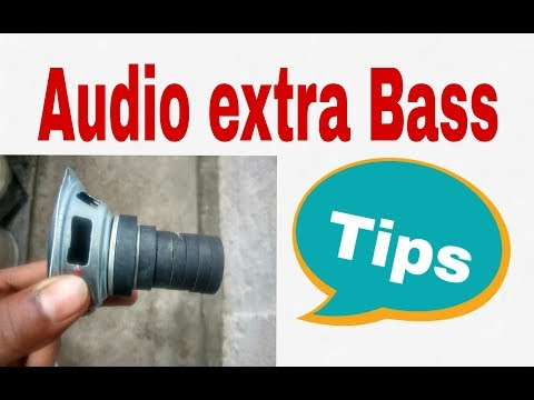 how to increase bass in speakers Extra bass from high bass simple (Tips)(100% working )