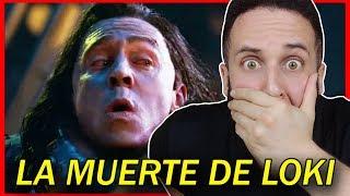 Download ESPAÑOL REACCIONA A LA MUERTE DE LOKI EN LATINO!! Video