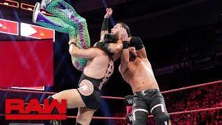 Breezango vs. The B-Team: Raw, May 21, 2018