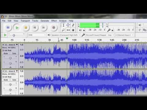 How to Create Karaoke Tracks