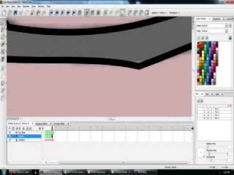 ToonBoom lipsync tutorial, first using blender