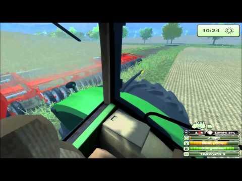 Farming Simulator 2013 Sowing - Barley