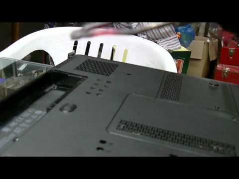 Hp dv9000 force fan full speed hack