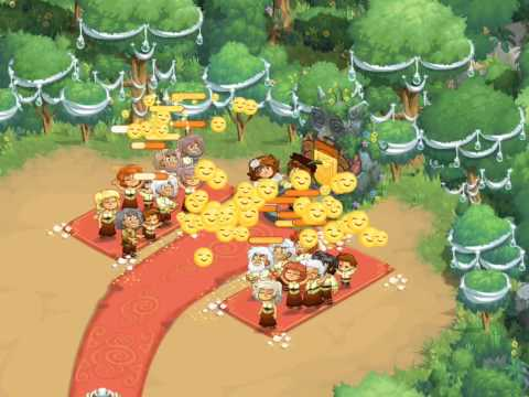 [Village Life: Love, Marriage and Babies] Layla and Sasuke get Married
