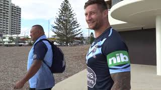 Behind the scenes documentary | NSW Blues 2019 State of Origin