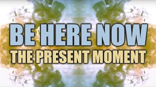 Guided Mindfulness Meditation On The Present Moment Hd