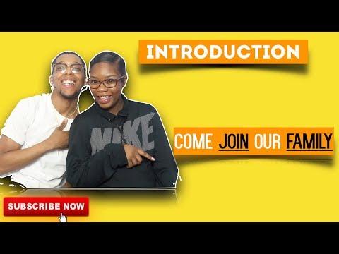 Get to know Us!!!!!! (TRIN & JU)
