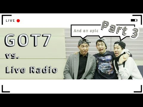 When GOT7 takes over the Radio Station | Part 3/3 ft. Hyung's...