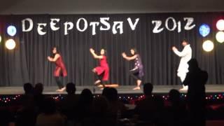 Deva Shree Ganesha dance performance @ Deepotsav-2012