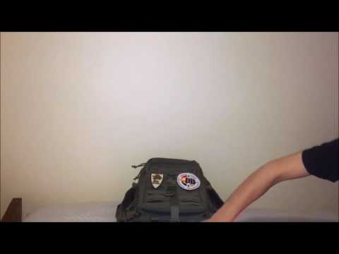 Pack Review: Maxpedition Falcon 3