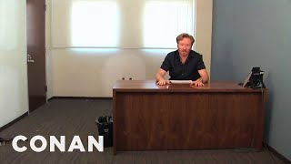 Download Conan Announces Name Of New TBS Show! Video