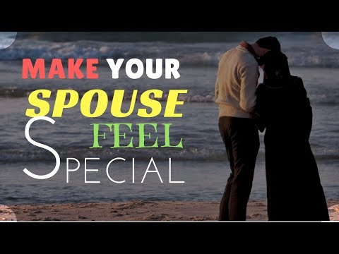 Make Your Spouse Feel Special - Mufti Ismail Menk | Deen 360