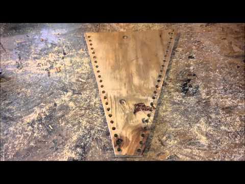 DIY Custom Wrench Rack