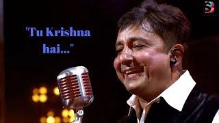 "#SonuNigam & Sukhwinder singh perform their favourite songs at ""Sankruti Kumbh"""
