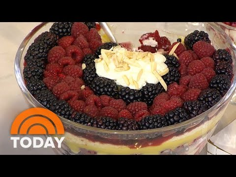 Sweet English Trifle: How To Make A Year-End Holiday Treat | TODAY